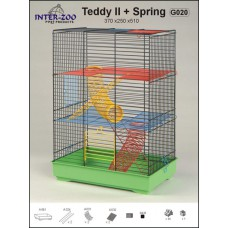 Klec TEDDY II. s tunely 320x220x490mm