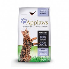 Applaws granule Cat Adult Kuře s kachnou  400g